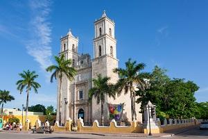 Yucatan - Halbinsel und Bundesstaat in Mexiko und zugleich auch operativer Einsatzort unserer Detektive für Yucatan und in Mexiko