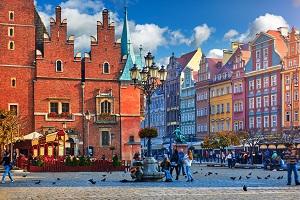 Detektei Breslau - Detektive der Argusdetect International GmbH in Wroclaw im Einsatz