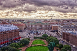 Sankt Petersburg - rund um die Uhr sind wir als Detektei für Sie verfügbar