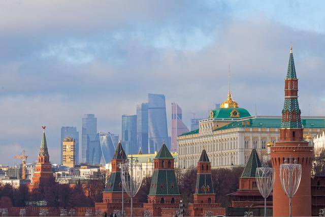 Moskau - Detektive der Detektei Argusdetect - auch in Moskau im Einsatz
